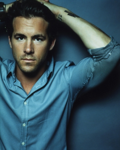 how to cut hair ryan reynolds