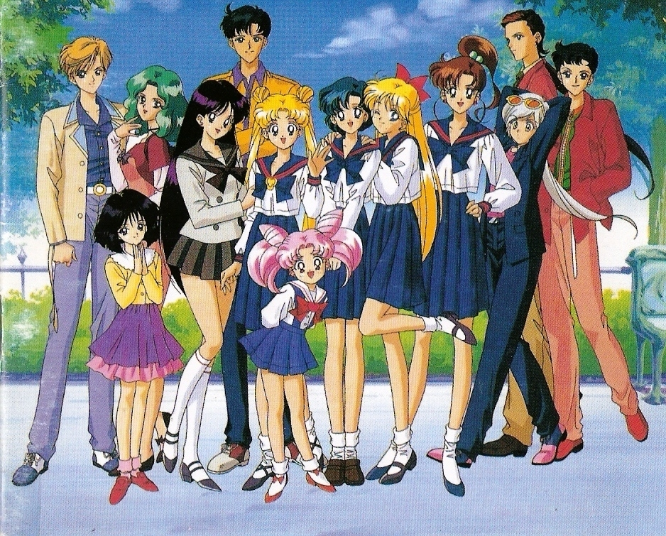 sailor moon - photo #4