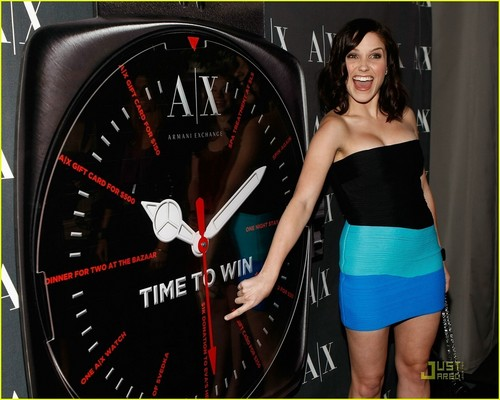 Sophia Bush Launches A|X Watches
