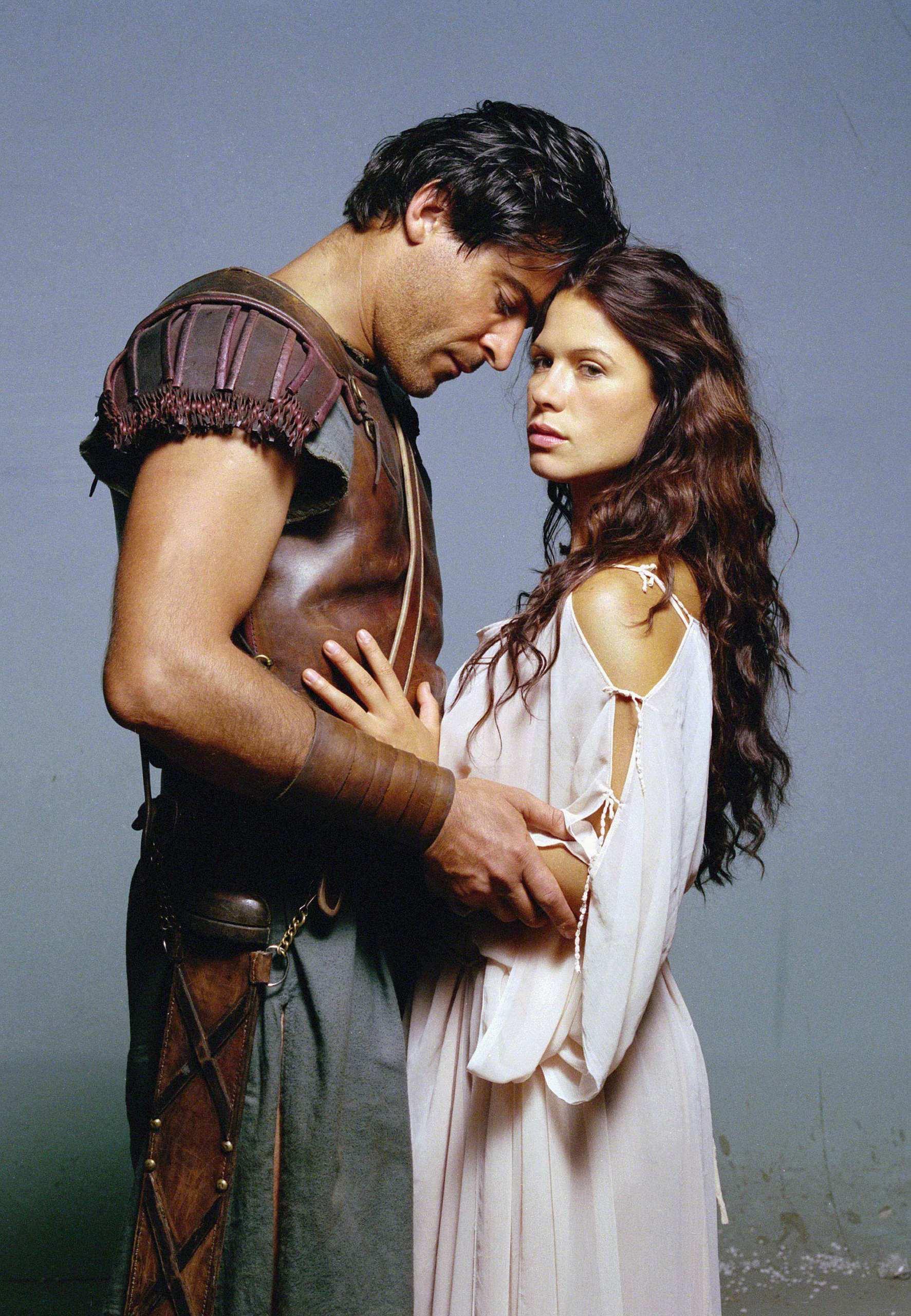 Rhona Mitra Spartacus