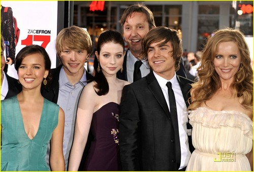 Sterling Knight at the 17 again premier - chad-dylan-cooper Photo