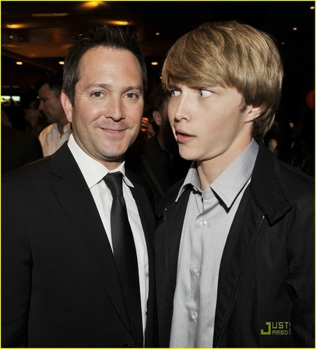 Sterling Knight at the 17 again premier