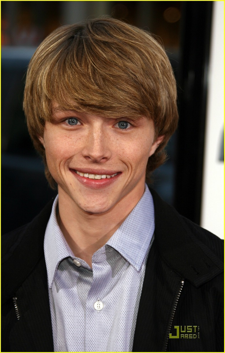 Chad dylan cooper images sterling knight at the 17 again for The sterling