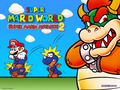 Super Mario Advance 2: Super Mario World - bowser wallpaper