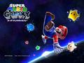 super-mario-bros - Super Mario Galaxy wallpaper