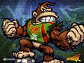 Super Mario Strikers: DK