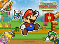 Super Paper Mario - super-mario-bros wallpaper
