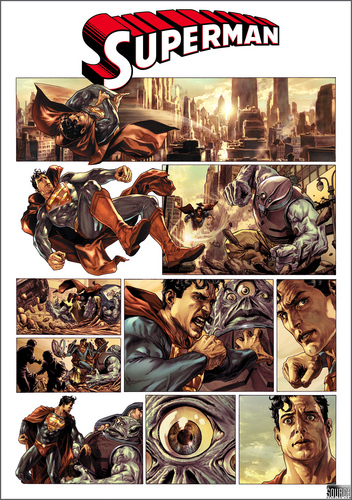 Superman (Wednesday Comics)
