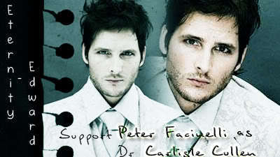 Support Peter as Carlisle.