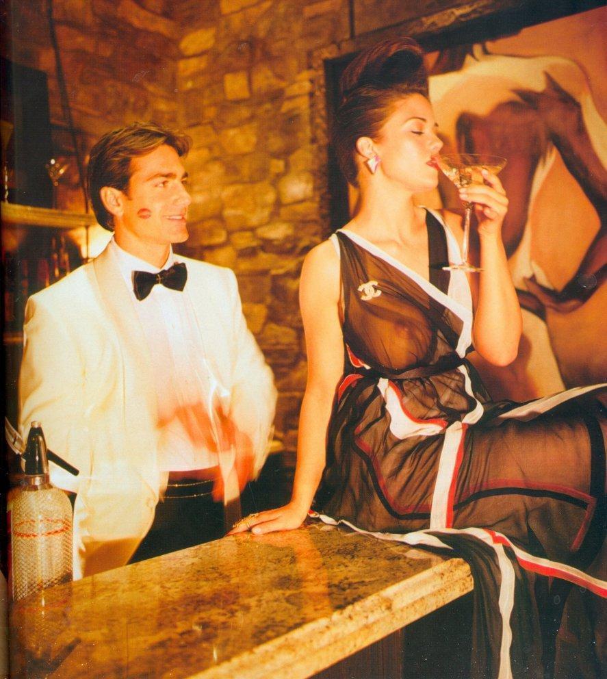 Susan Ward las vegas magazine