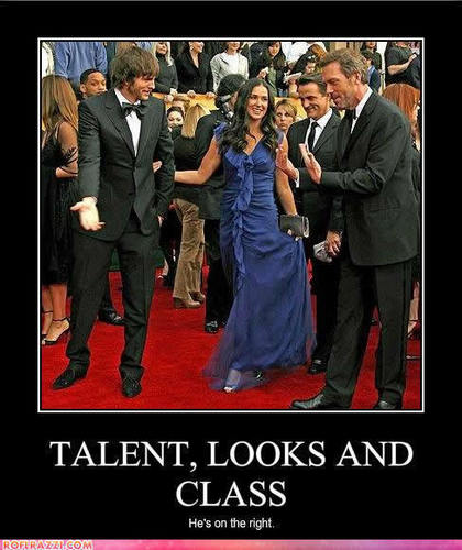 Talent, Looks, & Class