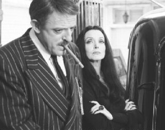The Addams Family Dia das bruxas
