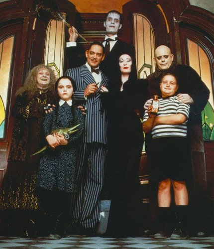 The Addams Family Values - addams-family Photo