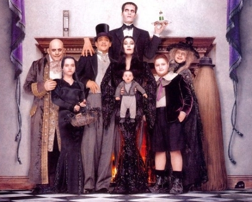 Addams Family wallpaper called The Addams Family