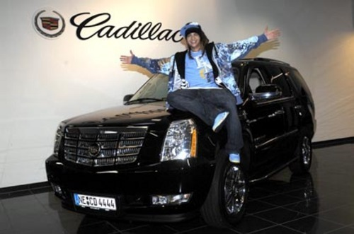 Escalade car