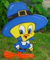 Tweety Bird Pilgrim
