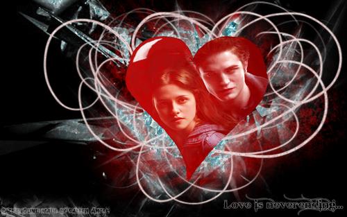 Twilight neverending love