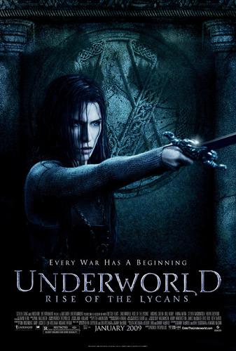 Underworld 3 Poster