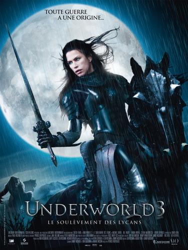 Thế giới ngầm 3 Poster