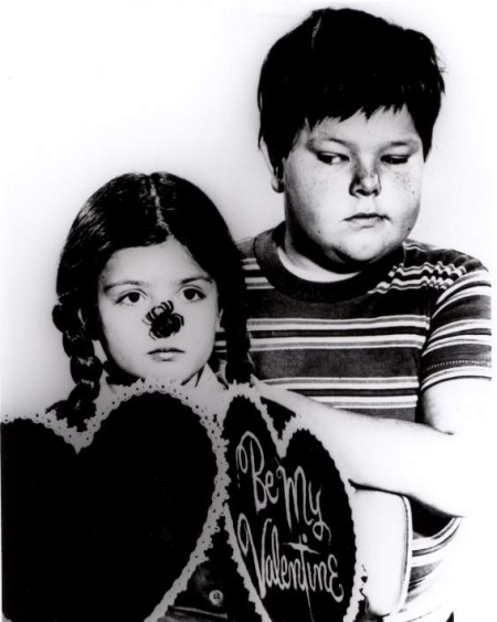 Wednesday and Pugsley Addams
