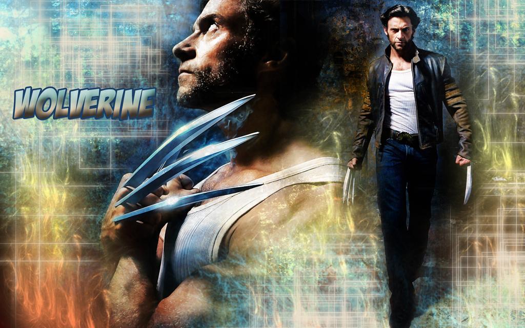 Wolverine - Hugh Jackman 1024x640