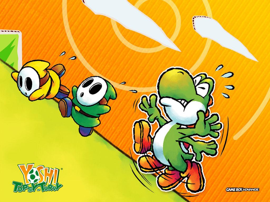 Yoshi & Shyguys