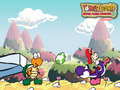 yoshi - Yoshi's Island Advance wallpaper
