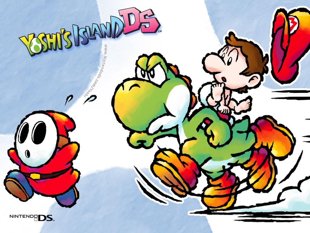 Super Mario World 2 Yoshi s Island Download Game
