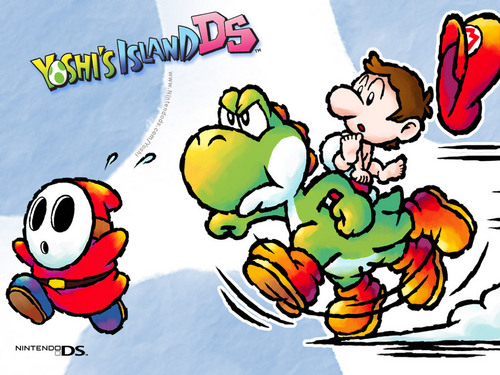 Super mario bros images yoshis island ds hd wallpaper and super mario bros wallpaper with anime called yoshis island ds sciox Image collections