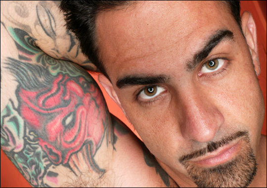 Chris Nunez Tattoos