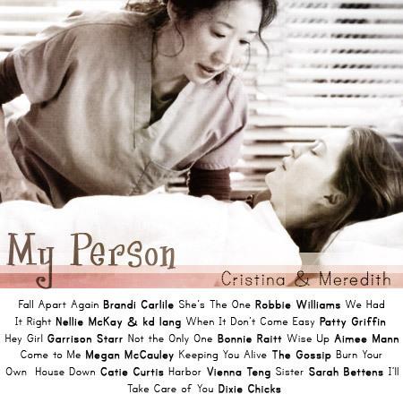 cristina and meredith