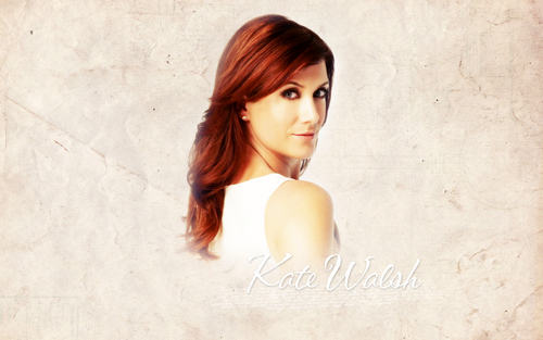 Kate Walsh wallpaper containing a portrait entitled kate