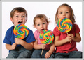 kids......lollipops