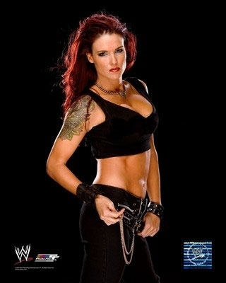 "Amy ""Lita"" Dumas fond d'écran probably with attractiveness, a bustier, and a hip boot titled lita"