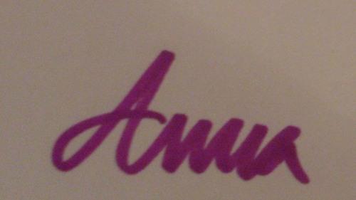 my autograph i'm using on my art
