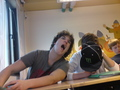 my retard class, lmao!