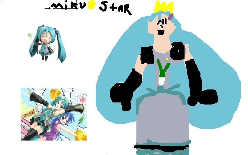 princess Miku☆Star
