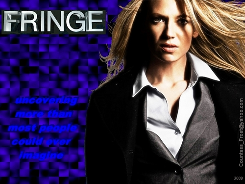 uncovering more - fringe Wallpaper