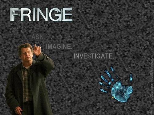 Fringe wallpaper entitled simple rules