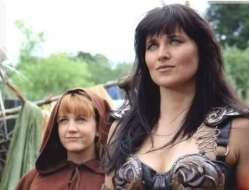 xena and gab