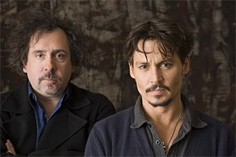 Tim Burton Talks Johnny Depp