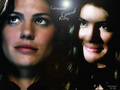 supernatural - *Ruby (Genevieve Cortese)* wallpaper