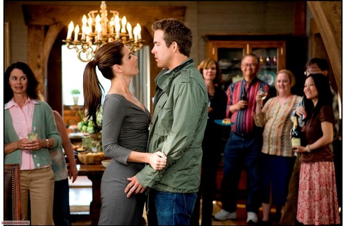 'The Proposal' Production Still
