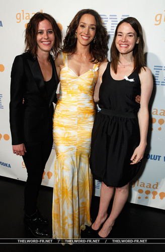 20th Annual GLAAD Media Awards - katherine-moennig Photo