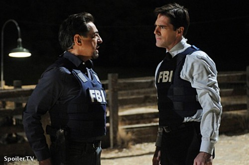 Criminal Minds wallpaper entitled 4x25 / 4x26 -To Hell and Back - Promotional Photos