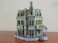 A Model of the Addams Family House - addams-family fan art