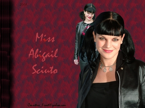 Miss Abigail Sciuto - ncis Wallpaper
