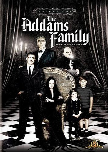 Addams Family TV Poster