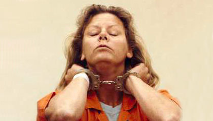 Serial Killers wallpaper possibly containing a portrait called Aileen Carol Wuornos