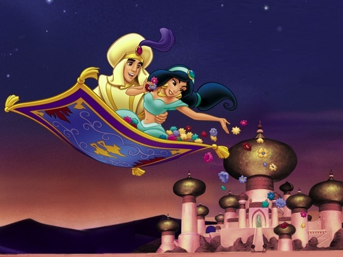Aladdin wallpaper titled Aladdin Wallpaper
